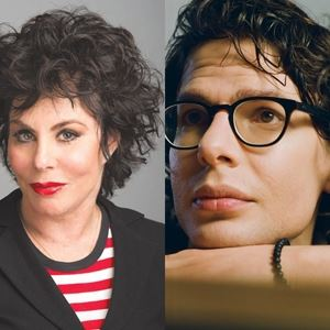 Ruby Wax and Simon Amstell: Help Being Human