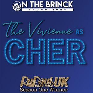 RuPaul's Drag Race UK: The Vivienne as Cher