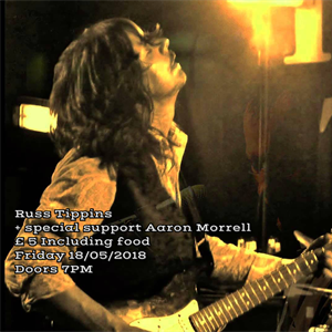 Russ Tippins + special support Aaron Morrell