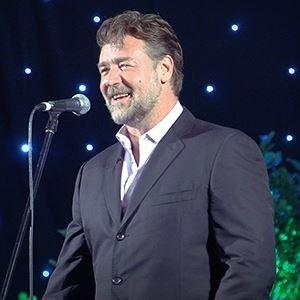 Russell Crowe's Indoor Garden Party