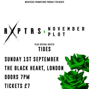 Rxptrs + November Plot