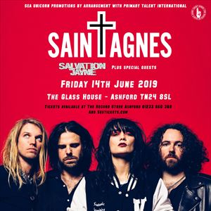 Saint Agnes plus guests