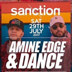SANCTION: AMINE EDGE & DANCE