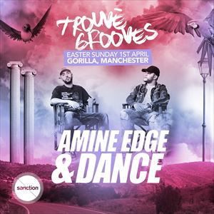 Sanction with Amine Edge