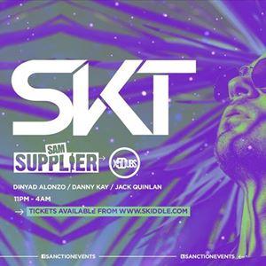 SANCTION with DJ SKT