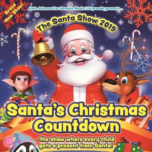 Christmas Countdown.Santa S Christmas Countdown From See Tickets