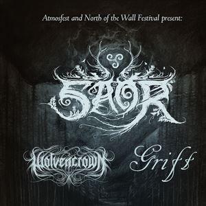 SAOR + GRIFT + WOLVENCROWN - MANCHESTER