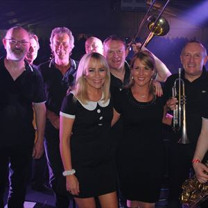 Sarah Collins & The Keep The Faith Band