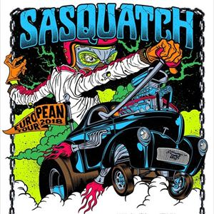 Sasquatch w/Support