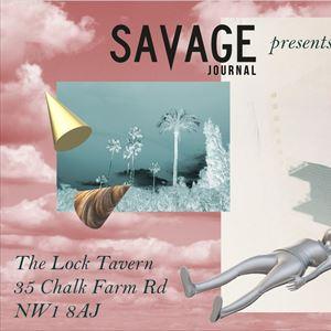 Savage Journal Presents: Savage Sounds
