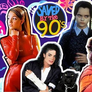SAVED BY THE 90'S - HALLOWEEN PARTY