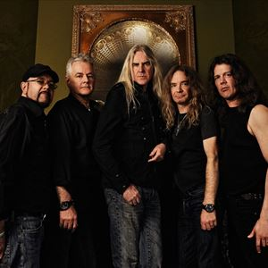 Saxon - Thunderbolt Tour Part 2