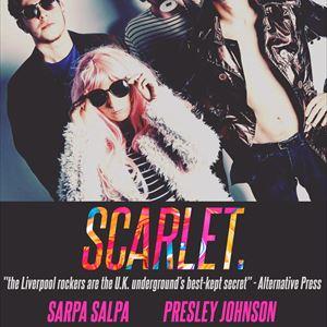 SCARLET. + SARPA SALPA + PRESLEY JOHNSON