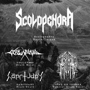 Scolopendra, Sanctuary, Collapsus, Toul en Ihuern