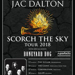 The Scorch The Sky Tour