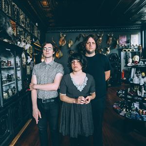 Screaming Females + Support @ Cluny 2