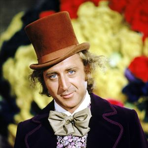 Screenage Kicks Present Willy Wonka