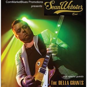 SEAN WEBSTER Band +  The Della Grants
