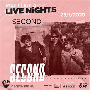 Second \ \ \ Mallorca Live Nights