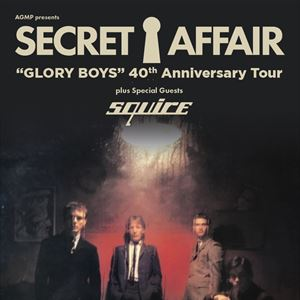 Secret Affair / 10.11.18 / Milton Keynes