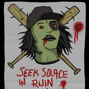 Seek Solace In Ruin/The NX/Hot Hot Death/Karin