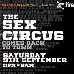 Sexcircus with Hard On and Jamie HP