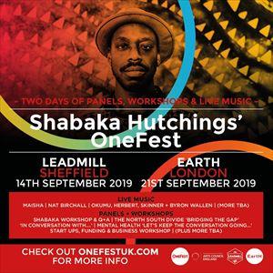 Shabaka Hutchings' OneFest