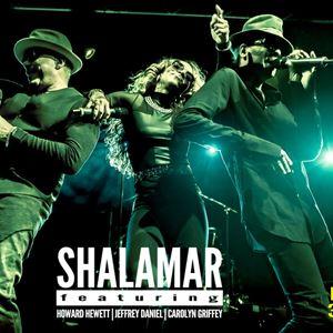 SHALAMAR - 'FRIENDS 35th ANNIVERSARY TOUR