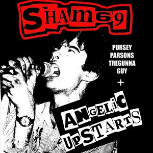 Sham 69 (Pursey + ...) + Angelic Upstarts