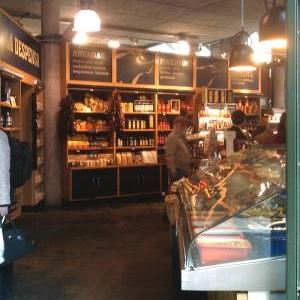 Shops + Borough Market - North Essex