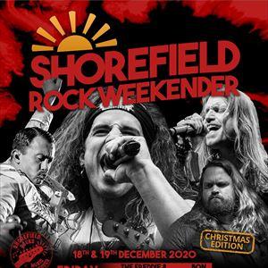 Shorefield Rock Weekender - Fri Ticket
