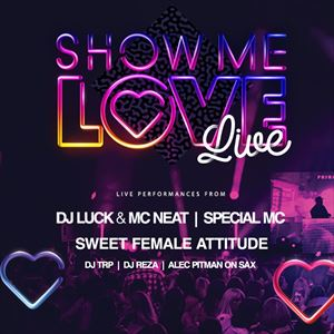 Show Me Love | Bath Pavillion