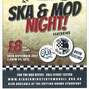 Ska & Mod Night!