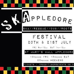 SKAppledore - Ska, Reggae, Dub, Roots Fest
