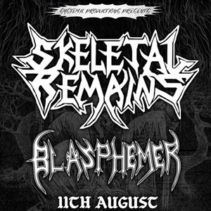 SKELETAL REMAINS  w/ Blasphemer   +1tbc