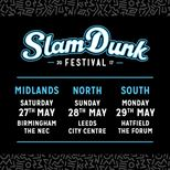 Slam Dunk Festival 2017 - Megaticket