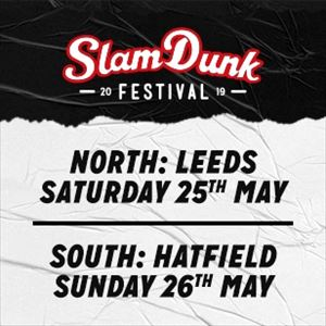 Slam Dunk Festival 2019 - South