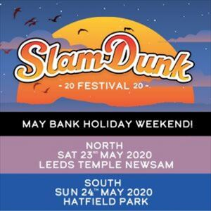 Slam Dunk Festival Weekend Tickets