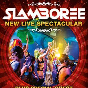 Slamboree new LIVE spectacular + Dj Aphrodite
