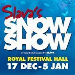 Slava's Snow Show Offer