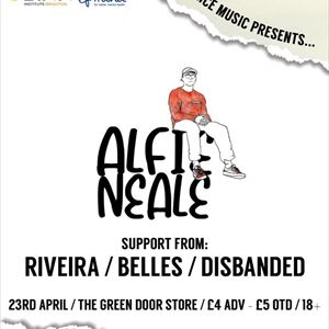 SLICE: Alfie Neale + Support