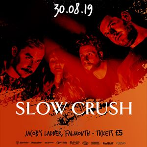 Slow Crush + more | Burn It Down: Falmouth Warm-Up