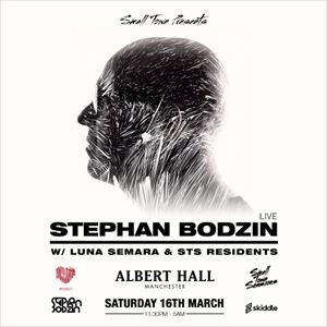 Small Town Presents Stephan Bodzin