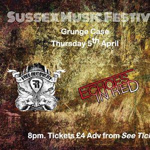 SMF Grungecase Showcase at the Star!