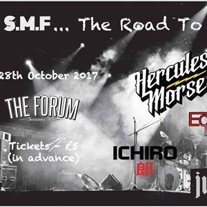 SMF ... The Road To Rock