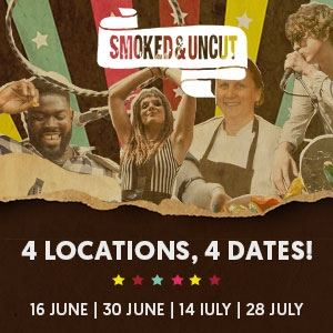 Smoked & Uncut Festival At Lime Wood