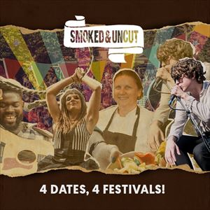 Smoked & Uncut Festival At THE PIG