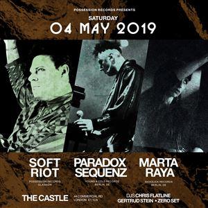 Soft Riot, Paradox Sequenz, Marta Raya