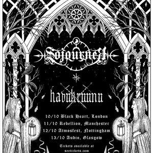 SOJOURNER + HAVUKRUUNU - MANCHESTER