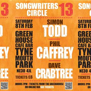 Songwriters Circle - Todd, Caffrey & Crabtree